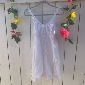 MAURICES White Dress